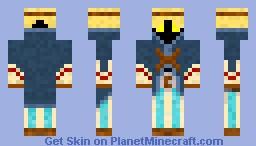 Vivi Minecraft Skin