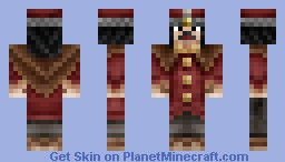 Vlad the Impaler! * The Real Dracula! *☠ Minecraft Skin