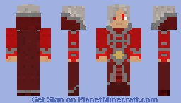 Vladimir (League of Legends) Minecraft Skin