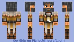 V'naial - Ancient Magician Minecraft Skin