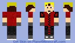 Lumger jack Randy! Minecraft Skin