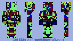 WORST SKIN EVER Minecraft Skin
