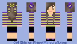 Apos Girl Minecraft Skin