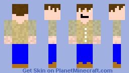 Adventurer! Minecraft Skin