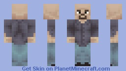 Walter White - Breaking Bad Minecraft Skin