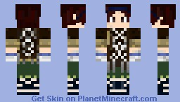 Wander    -Shadow of the Colossus- Minecraft Skin