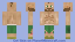 Wanderer (3D) Minecraft Skin