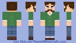 Warm Up! Minecraft Skin