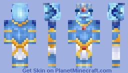 Kleitos -God of Aqueous Life Minecraft