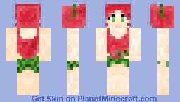 Watermelon Girl Minecraft Skin