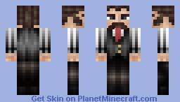 Doctor Watson - Sherlock Holmes [Updated] Minecraft Skin