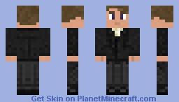 d3skins: BBC Watson Minecraft Skin
