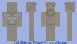 Weeping Angel (Don't blink!) Minecraft Skin