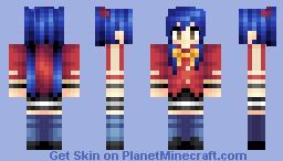 Wendy Marvell Minecraft Skin