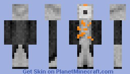 Official London 2012 Olympic Mascot - Wenlock Minecraft Skin