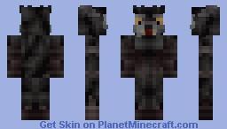 WereWolf [100 Subs] Minecraft Skin