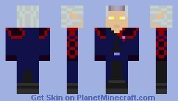 Wess From Pokemon Stadium (Contest Skin) Minecraft Skin