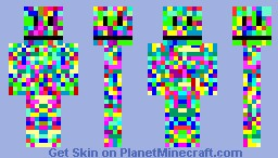 What The Art? Minecraft Skin