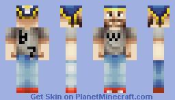 WhiteBoy7thst Minecraft Skin