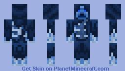 White Walker - Game of Thrones Minecraft Skin
