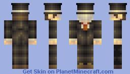 GrayzelOrb Minecraft Skin