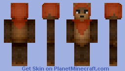 Wicket the Ewok [Star Wars] Minecraft Skin