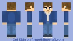 Wiggmuzzle Minecraft Skin