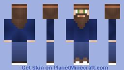 Willie Robertson (Duck Dynasty Series) Minecraft Skin