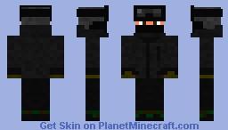 Winter Clothing Minecraft Skin