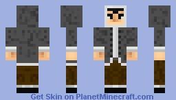 Winter Skin(Looks better in 3D :D) Minecraft