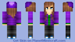 Winter is coming... Minecraft Skin