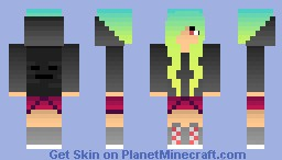 Wither Skeleton Girl