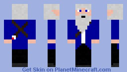 Wizard Minecraft Skin