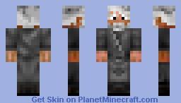 The Wizard! Minecraft Skin