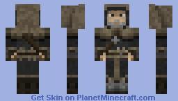Mage Minecraft Skin