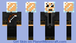 Wizard with bow Minecraft Skin