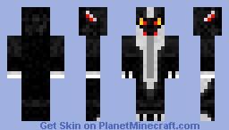 Wilkołak Minecraft Skin
