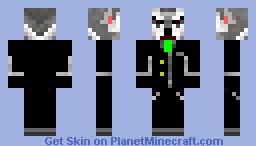 Black Wolf Suit