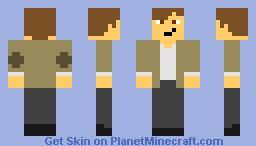 Wolf Tamer Minecraft Skin