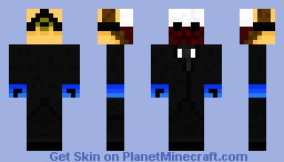 PAYDAY: The Heist: Wolf Minecraft Skin