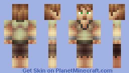 Bosmer [Different Clothing Options] Minecraft