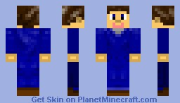 Mill worker Minecraft Skin