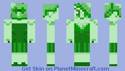 Cindy Slime :D Minecraft Skin