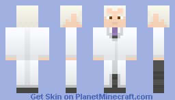 Xehanort Minecraft Skin