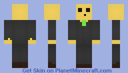 Yellow Slime Minecraft Skin