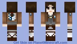|| Ymir || from Shingeki No Kyojin / Attack On Titan 進撃の巨人 Minecraft
