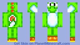 Yoshi - Kefka's Contest Minecraft