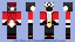 Black Christmas Yoshi (REMADE) Minecraft Skin