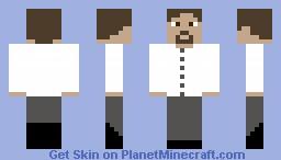 YoteSlaya Minecraft Skin