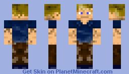 Young Adventurer Minecraft